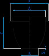 Tiegel für Leco-aufschlussgerät