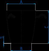 Tiegel für Oxiflux-Schmelzaufschlusssysteme