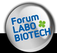 Logo von der Messe ForumLabo 2015