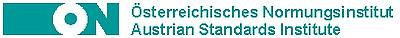 Österreichisches Normungsinstitut - Austrian Standart Institude