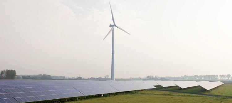 Wind- und Solarkraft